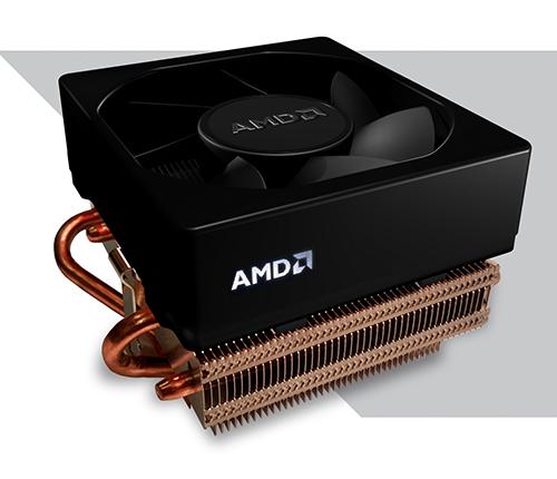 AMD suma nuevos procesadores y disipadores al mercado