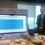 Gonzalo Valverde, Gerente de Ventas de Service Providers de Cisco Argentina, Paraguay y Uruguay.