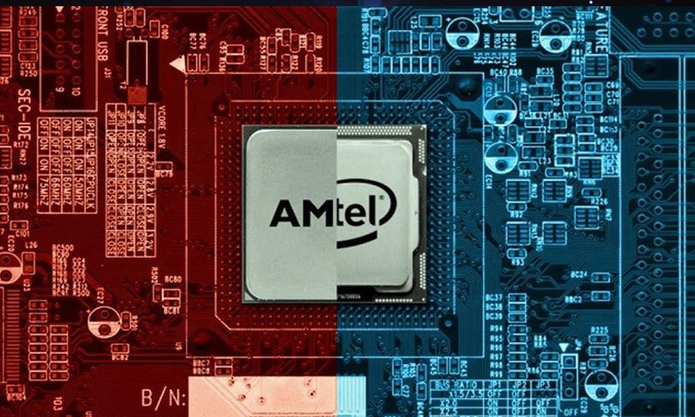 Intel usará chips con gráficos AMD Radeon, ambas compañías firman un acuerdo