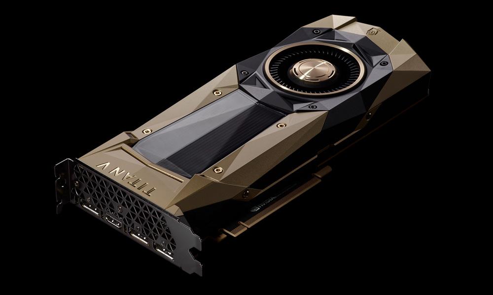 NVIDIA anuncia la Titan V, su GPU más poderosa a la fecha