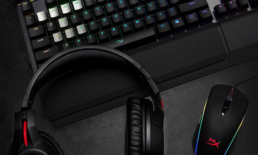 HyperX presenta su nueva línea de productos gamers en CES 2018